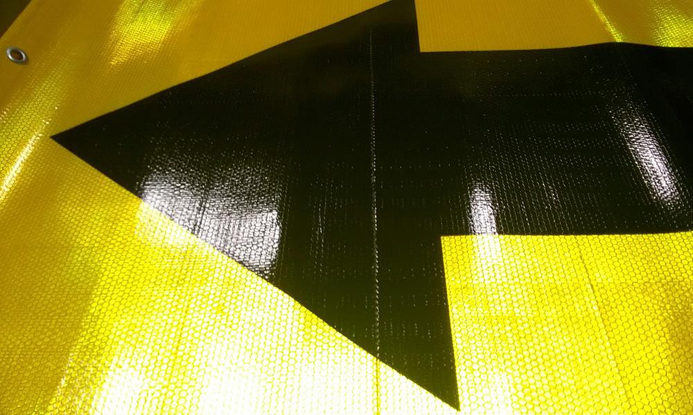 Baner Odblaskowy